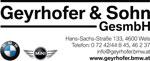 Logo BMW Geyrhofer