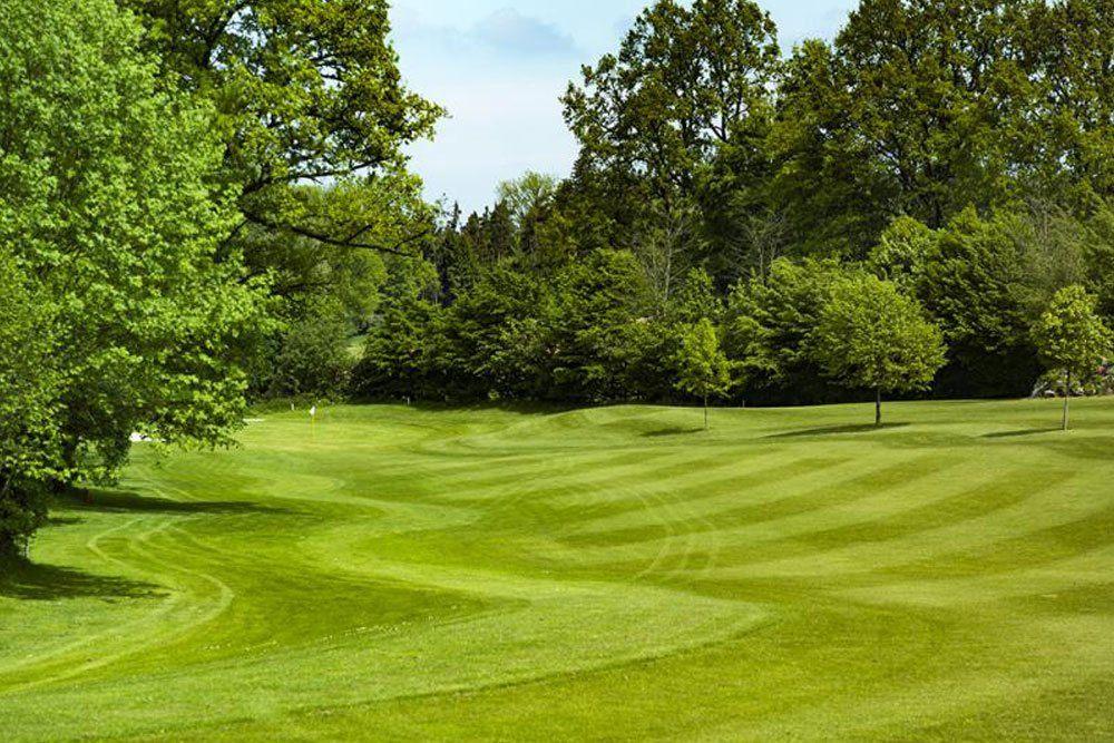 Golf Oberösterreich Kremstal Kurs A Loch 5