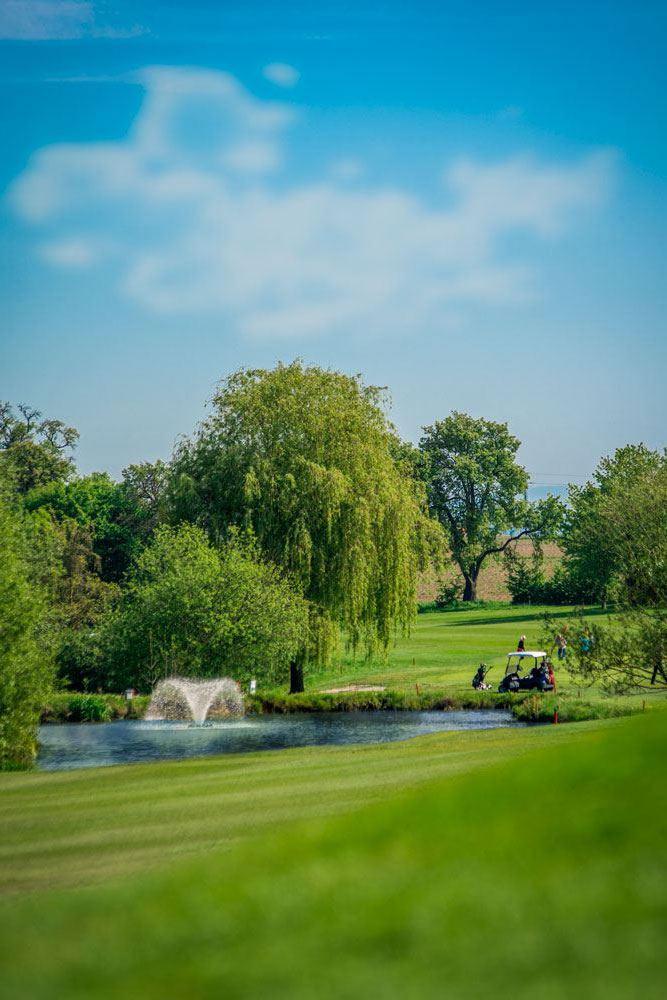 Golf Oberösterreich Kremstal Kurs A Loch 6