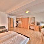 OG's Doppelzimmer komfort mit Balkon
