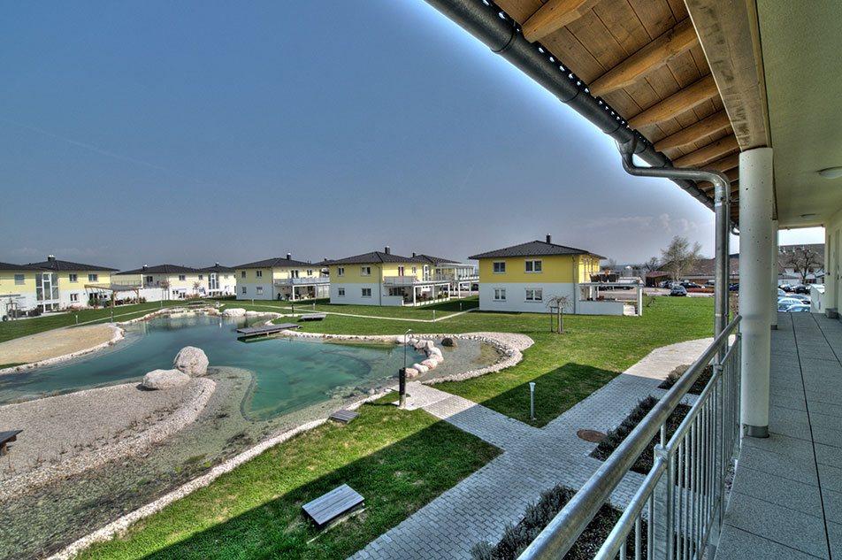 OG's Golfurlaub Appartement Schwimmteich