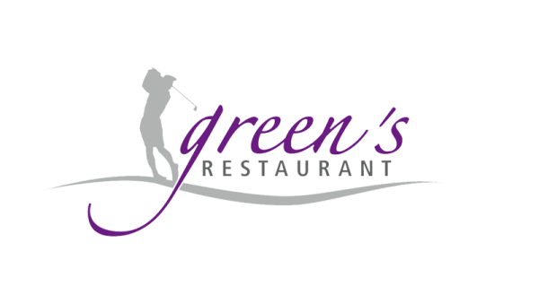 Logo greens golfrestaurant kremstal