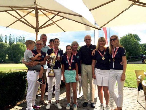 Damenmannschaft Golf Resort Kremstal