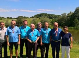 Seniorenmannschaft Golf Resort Kremstal