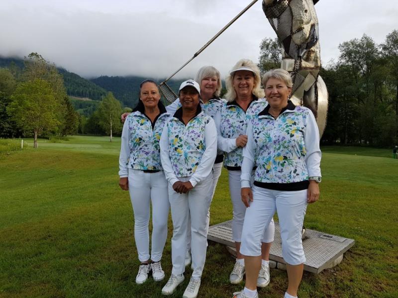 Golf Resort Kremstal Seniorinnen 2017