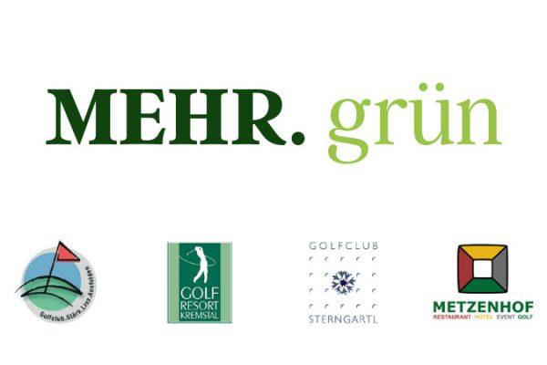 Mehr grün. 4 Clubs - eine Mitgliedschaft