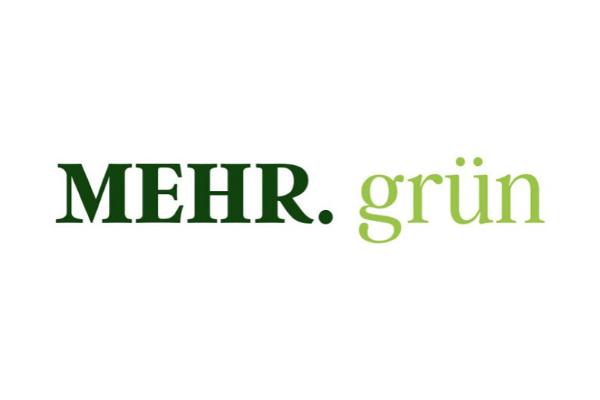 Logo Mehr. grün