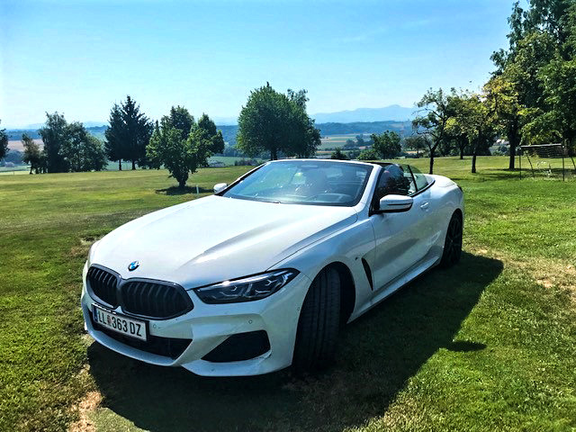 BMW 8 Golf Resort Kremstal Angebot