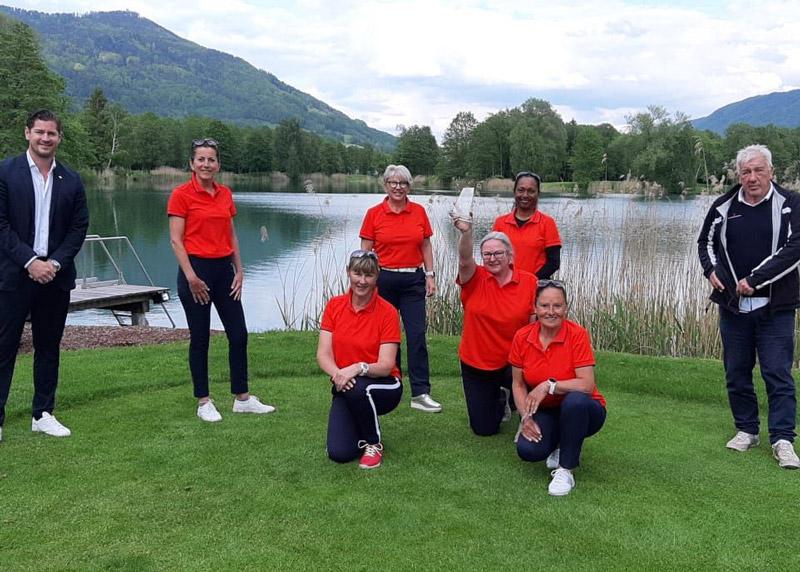 Golf Resort Kremstal Seniorinnen