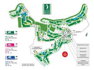 Anlage Golf Resort Kremstal 27 Loch